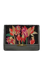 Spiky Port of Call Clutch by Lizzie Fortunato