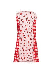 Kids Polka Dot Gigham Dress by Marni Kids