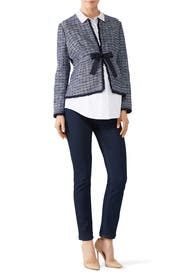 Fenella Tweed Maternity Jacket by Seraphine