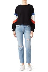 Satis Sweatshirt by ba&sh