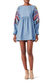 Mini Obsessions Dress by Free People