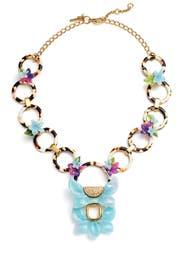 Tortoise Rio Necklace by Lele Sadoughi