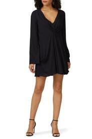 Black Cecil Dress by Cinq à Sept