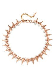 Rose and Thorn Necklace by Fallon Accessories