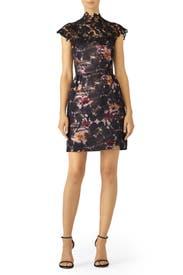 Floral Priceless Dress by Trina Turk