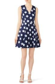 Oh My Stars Circle Dress by Draper James