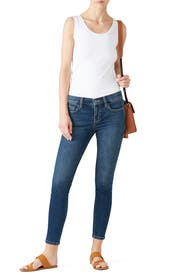 The Indigo Stiletto Jeans by Current/Elliott