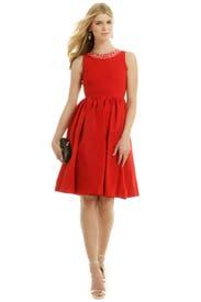 Blair Rouge Dress by Preen