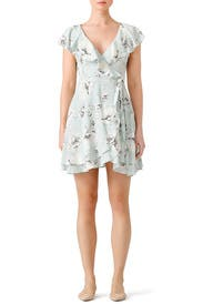 French Quarter Wrap Dress by Free People