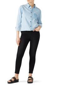 Cressa High Rise Ankle Skinny Jeans by Habitual