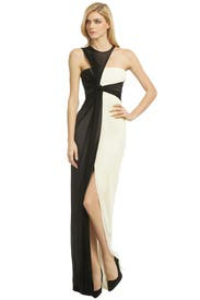 Halfway There Gown by Halston Heritage