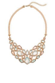 Iridescent Opal Necklace by Slate & Willow Accessories