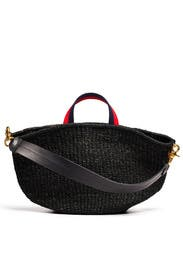 Woven Lea Maison Bag by Clare V.