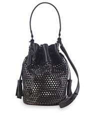 Black Industry Bag by Loeffler Randall