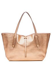 Champagne Isabella Tote by Annabel Ingall
