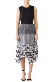 Pattern Jasmine Skirt by Lavand.
