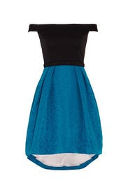 Colorblock Jennifer Dress by Slate & Willow