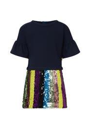Kids Sequin Dress by Little Marc Jacobs