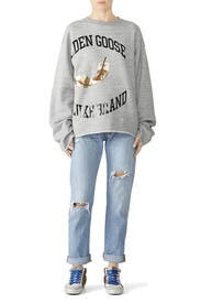 Cereda Sweatshirt by Golden Goose Deluxe Brand