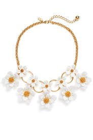 Floral Mosaic Necklace by kate spade new york accessories