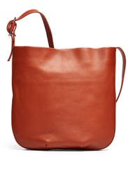 Bourbon Mini Birdy Hobo Bag by Shinola