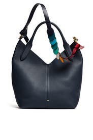 Mini Grain Bucket Bag by Anya Hindmarch
