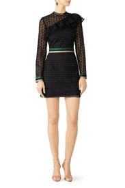 Lace Simone Mini Dress by Saylor