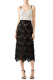 Lace Frida Dress by CATHERINE DEANE