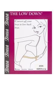 Low Down Bra Back Converter by Braza