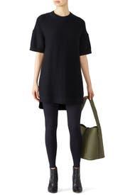 Black Reis Sweater by Elk