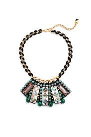 Stella Bib Necklace by Nocturne