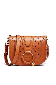 Caramel Hana Crossbody Bag by See by Chloe Accessories