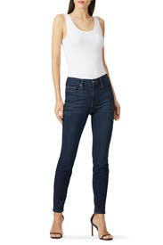 Good Legs Blue Jeans by GOOD AMERICAN