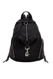 Black Julian Backpack by Rebecca Minkoff Accessories