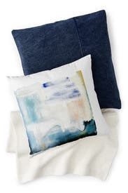 Cotton & Canvas Living Room Bundle- White by West Elm