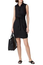 Wrap Button Front Dress by krisa