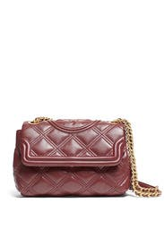 Claret Fleming Convertible Bag by Tory Burch Accessories