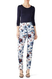 Dakota Pants by Diane von Furstenberg