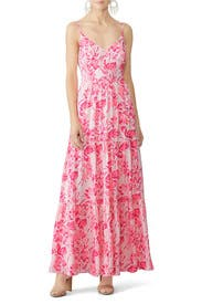 Melody Maxi Dress by Lilly Pulitzer