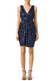 Midnight Glamour Dress by Badgley Mischka