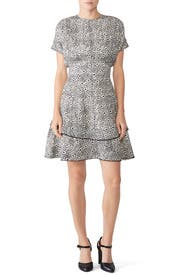 Floral Printed Dress by Derek Lam 10 Crosby