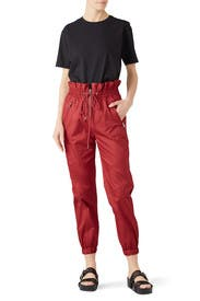 Abby Track Pants by Robert Rodriguez