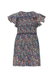 Kids Smocked Floral Dress by Crewcuts by J.Crew
