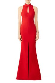 Red Harbor Gown by LIKELY