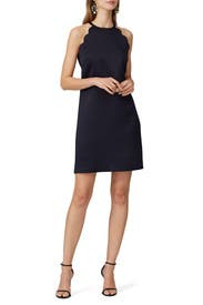 Scallop Halter Dress by Slate & Willow