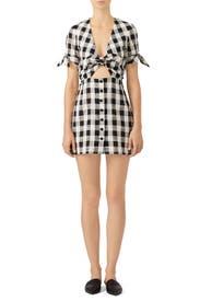 Tartina Tie Dress by Bec & Bridge