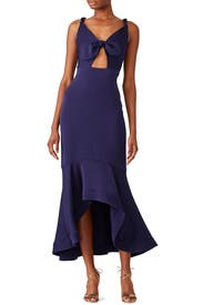 Ibiza High Low Gown by Shoshanna