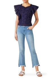 Selena High Rise Jeans by J BRAND