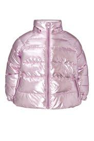 Kids Lilac Puffer Jacket by Stella McCartney Kids