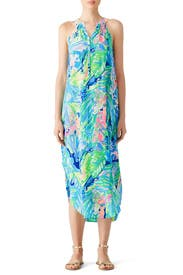 Bailey Floral Maxi by Lilly Pulitzer
